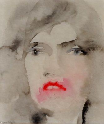 Small Face No. 14